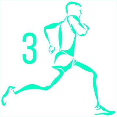 Bieg 3 na 2 marsz